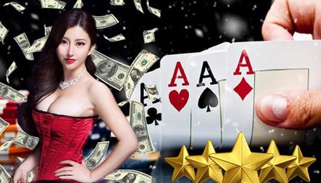 Percobaan Strategi Permainan Judi Poker Online